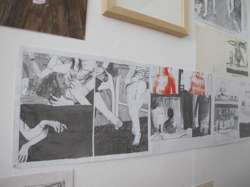 Ward Zwart mostra galleria Tuttiart 1
