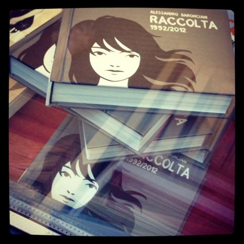 Alessandro Baronciani. Raccolta 1992/2012 - Ed. Bao Publishing